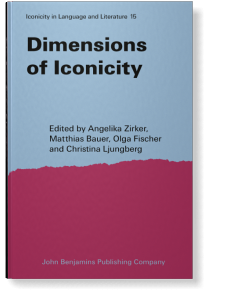 Dimensions of Iconicity - Cover